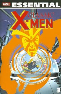 Cover Thumbnail for Essential Classic X-Men (Marvel, 2006 series) #3