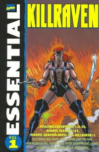 Cover Thumbnail for Essential Killraven (Marvel, 2005 series) #1