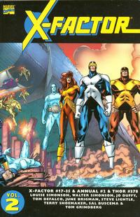 Cover Thumbnail for Essential X-Factor (Marvel, 2005 series) #2