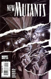 Cover Thumbnail for New Mutants (Marvel, 2009 series) #2 [Cover A - Adam Kubert]