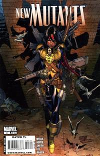 Cover Thumbnail for New Mutants (Marvel, 2009 series) #3 [Cover A - Adam Kubert]