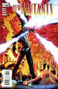 Cover Thumbnail for New Mutants (Marvel, 2009 series) #4 [Cover A - Adam Kubert]