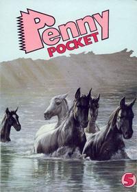 Cover Thumbnail for Penny-pocket (Serieforlaget / Se-Bladene / Stabenfeldt, 1985 series) #5