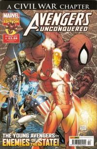 Cover Thumbnail for Avengers Unconquered (Panini UK, 2009 series) #2