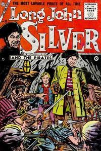 Cover Thumbnail for Long John Silver & the Pirates (Charlton, 1956 series) #30