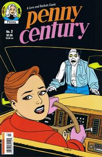 Cover Thumbnail for Penny Century (Fantagraphics, 1997 series) #2