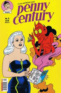 Cover Thumbnail for Penny Century (Fantagraphics, 1997 series) #3