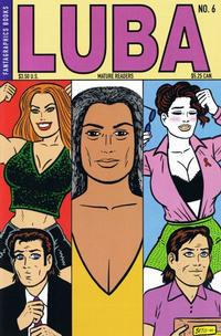 Cover Thumbnail for Luba (Fantagraphics, 1998 series) #6