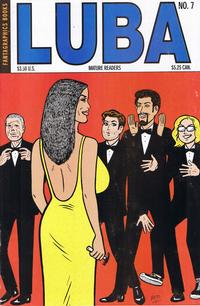 Cover Thumbnail for Luba (Fantagraphics, 1998 series) #7