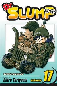 Cover for Dr. Slump (Viz, 2005 series) #17