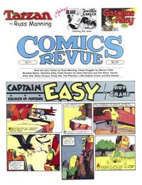 Cover Thumbnail for Comics Revue (Manuscript Press, 1985 series) #271