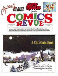 Cover Thumbnail for Comics Revue (Manuscript Press, 1985 series) #272