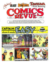 Cover Thumbnail for Comics Revue (Manuscript Press, 1985 series) #273