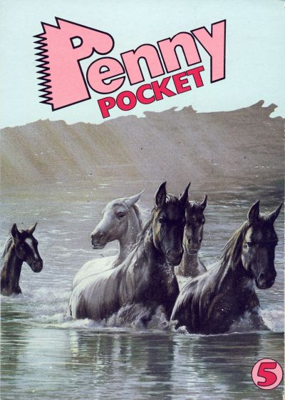 Cover for Penny-pocket (Serieforlaget / Se-Bladene / Stabenfeldt, 1985 series) #5