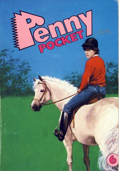 Cover for Penny-pocket (Serieforlaget / Se-Bladene / Stabenfeldt, 1985 series) #6