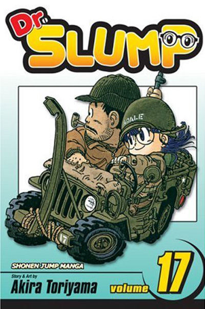 Cover for Dr. Slump (Viz, 2005 series) #17