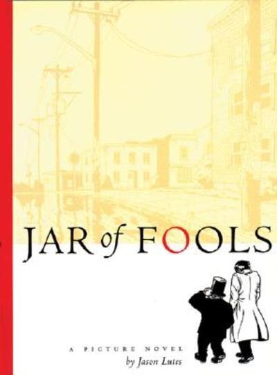 Cover for Jar of Fools (Black Eye, 1997 series) #[nn]