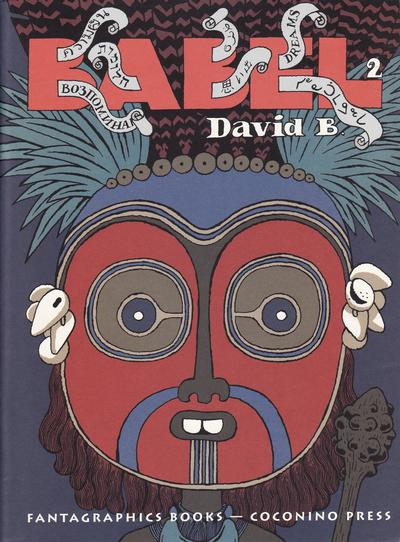 Cover for Babel (Fantagraphics, 2006 series) #2