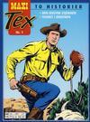Cover for Maxi Tex (Hjemmet / Egmont, 2008 series) #1 - Den rustne stjernen; Tegnet i ørkenen