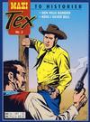 Cover for Maxi Tex (Hjemmet / Egmont, 2008 series) #2 - Den ville banden; Krig i Silver Bell