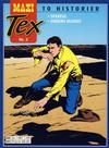 Cover for Maxi Tex (Hjemmet / Egmont, 2008 series) #3 - Sparess; Dødens blomst