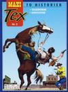 Cover for Maxi Tex (Hjemmet / Egmont, 2008 series) #5 - Togrøverne; Sørstatene