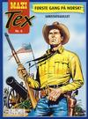 Cover for Maxi Tex (Hjemmet / Egmont, 2008 series) #6 - Sørstatsgullet