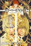 Cover for Death Note (Hjemmet / Egmont, 2008 series) #10
