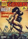 Cover for Pocketserien (Bladkompaniet / Schibsted, 1995 series) #3 - Conan