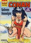Cover for Pocketserien (Bladkompaniet / Schibsted, 1995 series) #4 - Conan