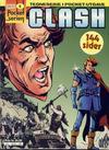 Cover for Pocketserien (Bladkompaniet / Schibsted, 1995 series) #5 - Clash