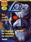 Cover for Pocketserien (Bladkompaniet / Schibsted, 1995 series) #11 - Lobo