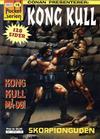 Cover for Pocketserien (Bladkompaniet / Schibsted, 1995 series) #15 - Kong Kull