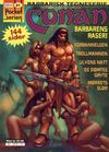 Cover for Pocketserien (Bladkompaniet / Schibsted, 1995 series) #21 - Conan - Barbarens raseri