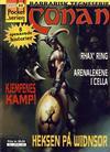 Cover for Pocketserien (Bladkompaniet / Schibsted, 1995 series) #23 - Conan