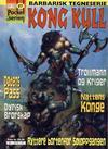 Cover for Pocketserien (Bladkompaniet / Schibsted, 1995 series) #27 - Kong Kull - Dødens pass