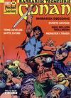 Cover for Pocketserien (Bladkompaniet / Schibsted, 1995 series) #28 - Conan - Barbarisk dødssang