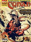 Cover for Pocketserien (Bladkompaniet / Schibsted, 1995 series) #29 - Conan - Skorpionens alter