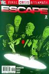 Cover for Final Crisis Aftermath: Escape (DC, 2009 series) #2