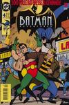 Cover for Batman Adventures (Dino Verlag, 1995 series) #4
