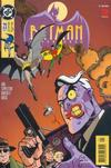 Cover for Batman Adventures (Dino Verlag, 1995 series) #21