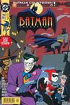 Cover for Batman Adventures (Dino Verlag, 1995 series) #22