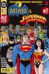 Cover Thumbnail for Batman Adventures & Superman Adventures (1997 series) #1