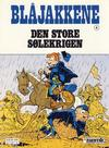Cover for Blåjakkene (Semic, 1987 series) #4 - Den store sølekrigen
