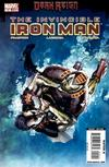 Cover for Invincible Iron Man (Marvel, 2008 series) #12