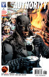 Cover for The Authority (DC, 2008 series) #8