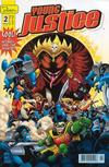 Cover for Young Justice (Dino Verlag, 2000 series) #2