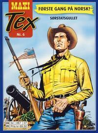 Cover Thumbnail for Maxi Tex (Hjemmet / Egmont, 2008 series) #6