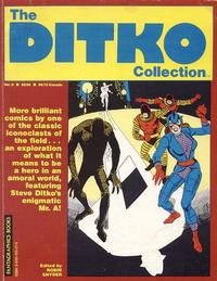 Cover Thumbnail for The Ditko Collection (Fantagraphics, 1985 series) #2 - 1973-1976