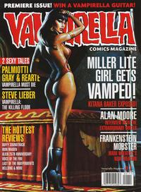Cover Thumbnail for Vampirella Comics Magazine (Harris Comics, 2003 series) #1 [Main painted cover]